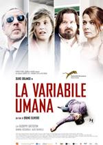 Poster La variabile umana  n. 0