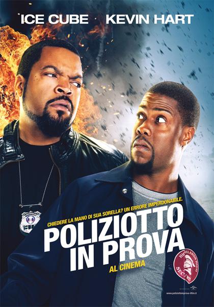 Locandina italiana Poliziotto in prova