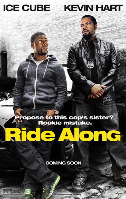 Poster Poliziotto in prova