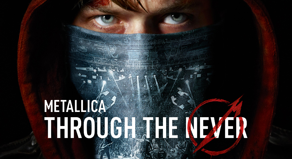 Metallica 3D - Through the Never