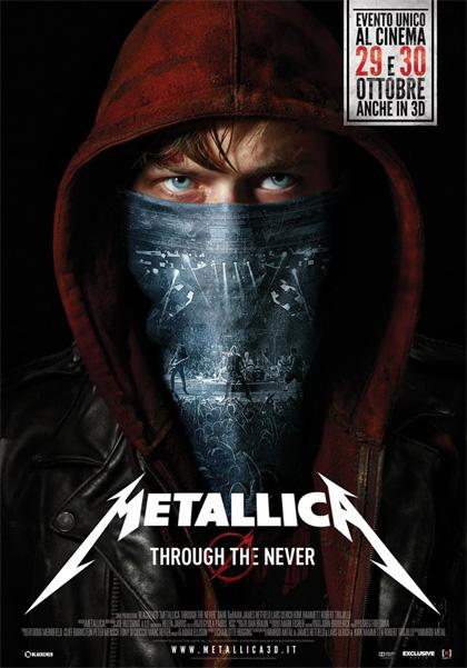 Trailer Metallica 3D - Through the Never