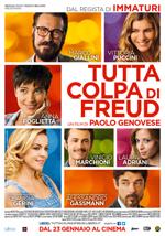 Trailer Tutta colpa di Freud