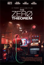 Poster The Zero Theorem  n. 1