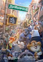 Poster Zootropolis  n. 0
