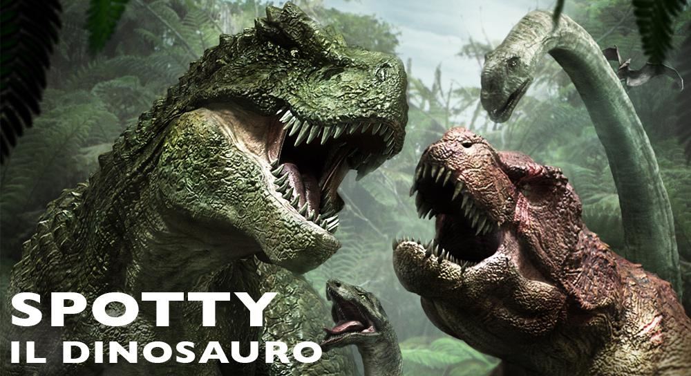Spotty il dinosauro - 3D