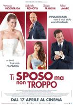 Poster Ti sposo ma non troppo  n. 0