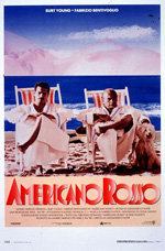 Trailer Americano rosso