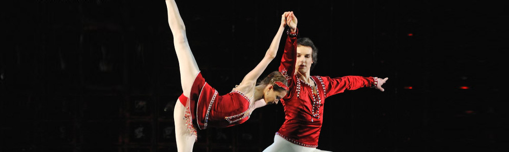 Il balletto del Bolshoi: Jewels