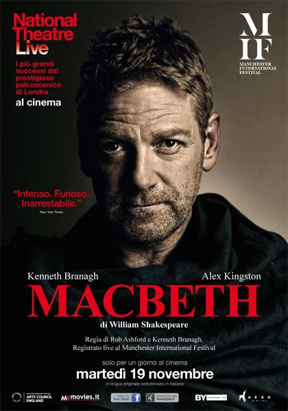 Trailer National Theatre Live - Macbeth
