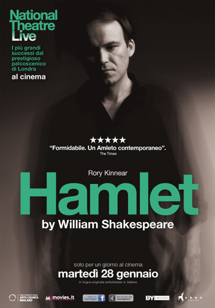 Trailer National Theatre Live: Hamlet