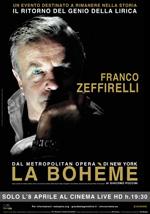 Poster The Metropolitan Opera di New York: La Bohème  n. 0