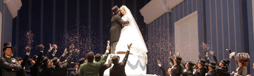 The Metropolitan Opera di New York: La Cenerentola