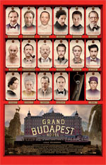 Poster Grand Budapest Hotel  n. 0