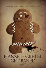 Poster Hansel & Gretel e la strega della foresta nera  n. 2