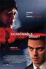 Poster Un ragionevole dubbio  n. 1