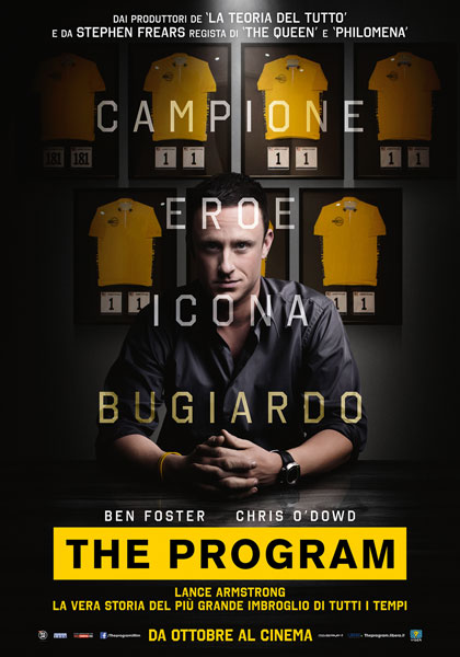 Locandina italiana The Program