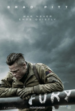 Poster Fury  n. 1