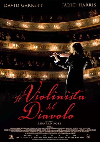 Locandina italiana Il violinista del diavolo