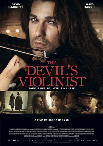 Poster Il violinista del diavolo