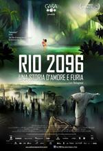 Locandina Rio 2096 - Una storia d'amore e furia