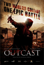 Poster Outcast - L'Ultimo Templare  n. 0