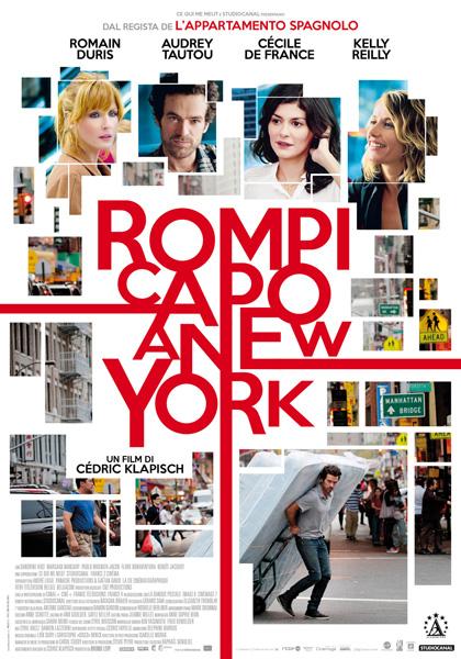 Locandina italiana Rompicapo a New York