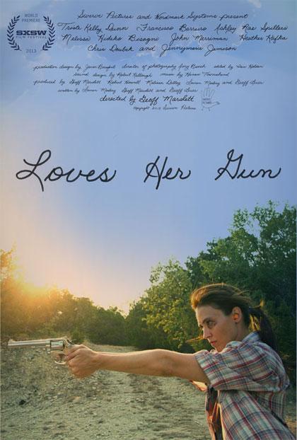 Trailer Loves Her Gun