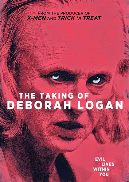 Locandina italiana The Taking of Deborah Logan