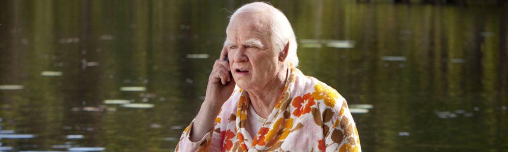 Il centenario che saltò dalla finestra e scomparve