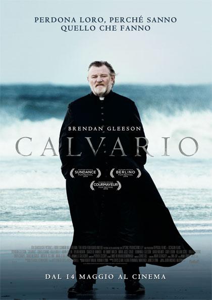 Locandina italiana Calvario