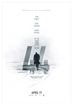 Poster Child 44 - Il bambino n. 44  n. 1