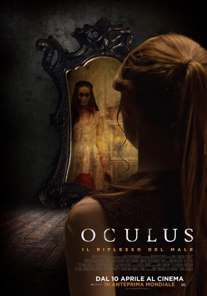 Locandina italiana Oculus