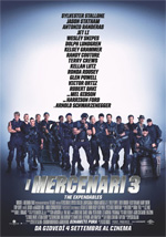 Poster I Mercenari 3 - The Expendables  n. 0