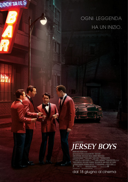 Trailer Jersey Boys