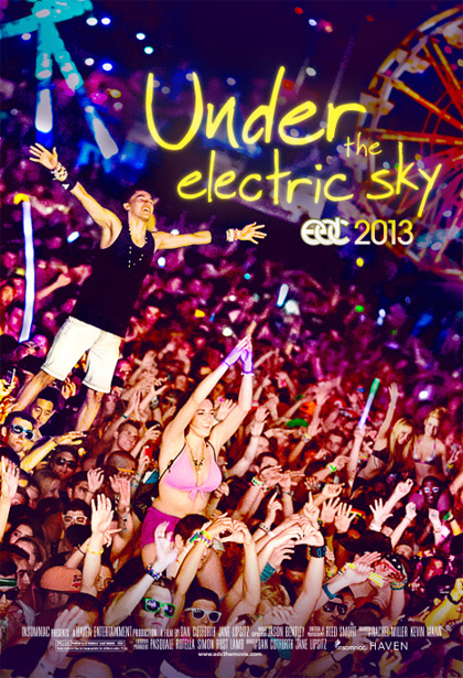 Trailer Edc 2013: Under the Electric Sky