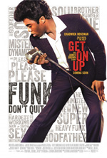 Poster Get On Up  n. 1