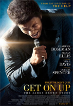 Poster Get On Up  n. 2