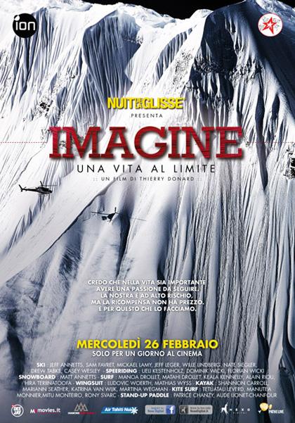 Trailer Imagine - Una vita al limite