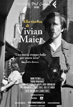 Locandina Alla ricerca di Vivian Maier