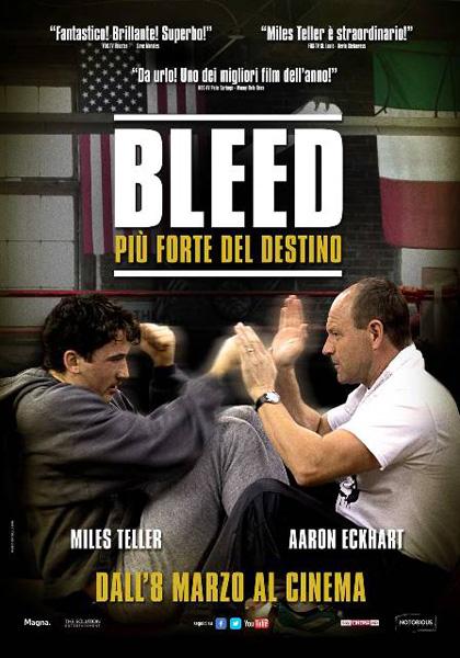 Trailer Bleed - Più forte del destino