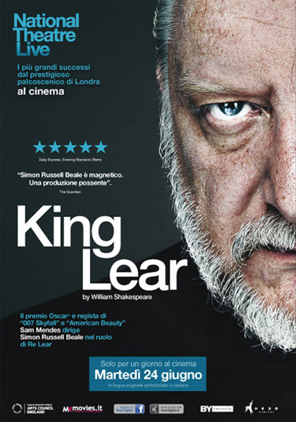 Trailer National Theatre Live - King Lear