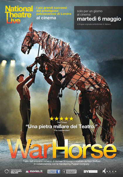 Trailer National Theatre Live - War Horse