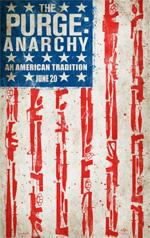 Poster Anarchia - La Notte del Giudizio  n. 1
