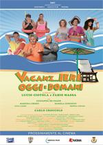 Locandina Vacanz...ieri, oggi e domani