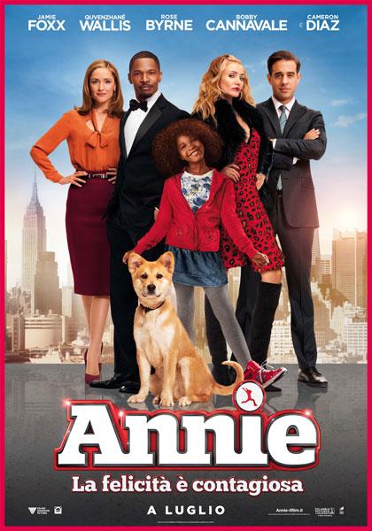 Trailer Annie - La felicità è contagiosa
