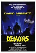 Poster Demoni  n. 0