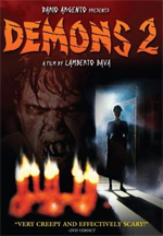Poster Demoni 2 - L'incubo ritorna  n. 0