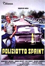 Poster Poliziotto Sprint  n. 0
