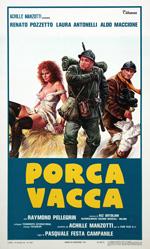 Poster Porca vacca  n. 0