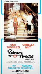 Poster Primo amore [6]  n. 0
